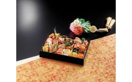 ヤマ食「彩華」1段重オードブル