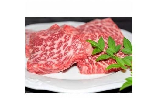KY20【叶え屋】A4以上!九州産黒毛和牛モモステーキ100g×5枚(豊後牛・頂)