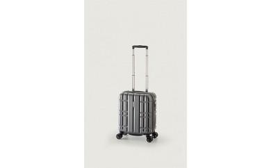 コインロッカー対応・機内持ち込み対応 スーツケース ALI-MAX 14 (ブラック)