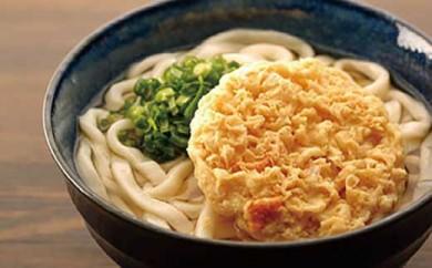 天ぷらうどん(12食入り)