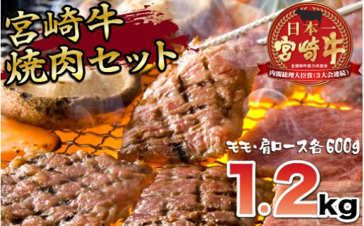 R-7 宮崎牛焼肉セットB