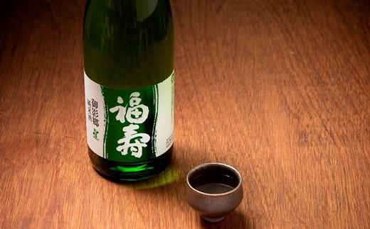 308:福寿純米酒御影郷 1.8L(箱入り)