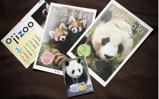 王子動物園グッズ&入園券(5枚)