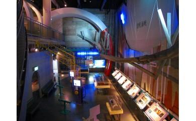 青函トンネル記念館 体験 ・ 見学 ペアセット券