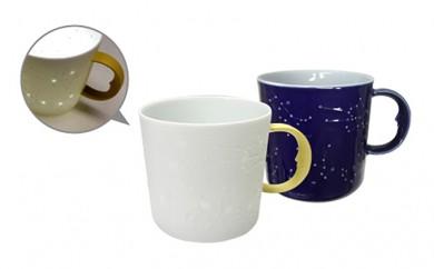 [№5721-0080]セラミック星座マグカップ