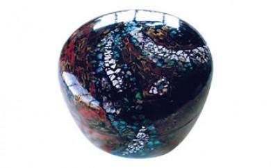 伝統の技で作り出される美しさが生活を彩ります!「秋田塗 堆漆茶筒」