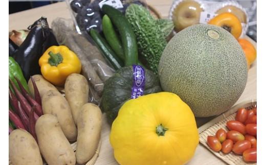 U-13 農産物直売所「まほろばキッチン」旬の農産物詰め合わせ