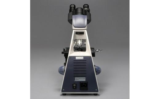 メイジテクノ 双眼生物顕微鏡 (スライドガラス・カバーガラス各100枚付)