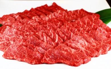 [№5682-0267]熊本県産あか牛焼肉600g【定期便6回】