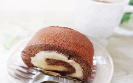 ガナッシュチョコロール
