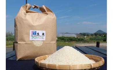 【平成30年度産】特別栽培米「生米(うまい)」 10kg