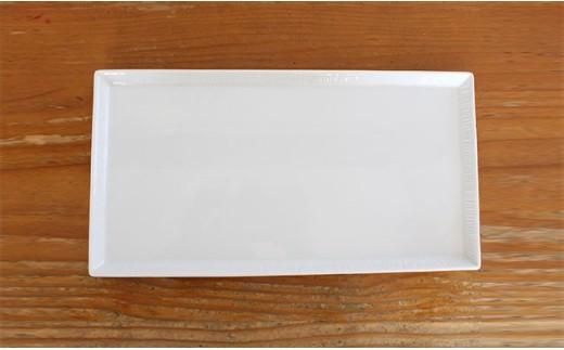 VA24 【波佐見焼】スマートコンパクト 角シリーズ(ホワイト・白磁セット)【陶芸ゆたか】-3