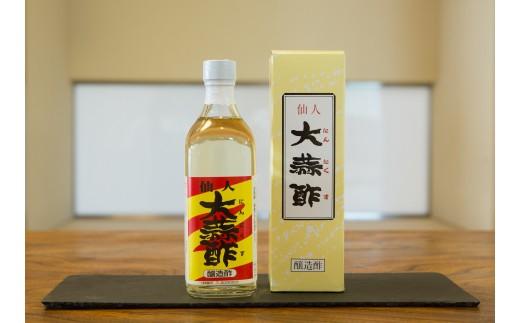 010027 仙人醸造所 仙人にんにく酢