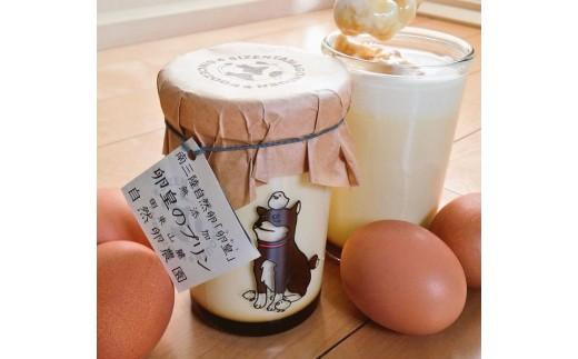[B15]卵皇のプリン