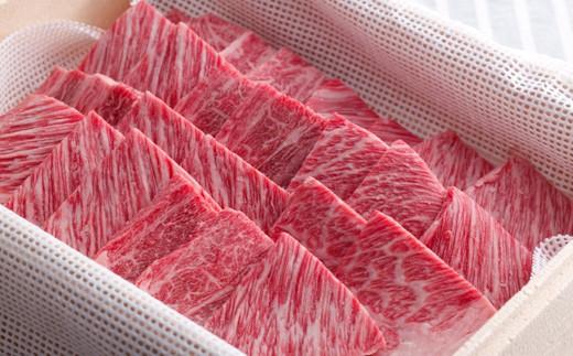 神戸牛(加古川育ち)カルビ焼肉用