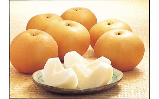 FY18-820【先行予約】♪フルーツ王国山形♪和梨(幸水)秀品3kg