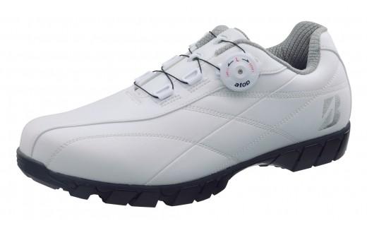 【32034】ゴルフシューズ SHG880 ホワイト:配送情報備考 サイズ 26.0cm