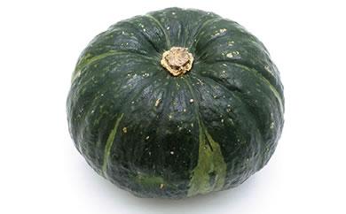 エコファーマー認定農場「恵みや」豊浦産 味平かぼちゃ約10kg【2019年9月より発送】