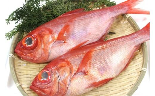 刺身用・煮つけ用どちらでも下処理をいたします。 22-(5).寺尾鮮魚店の金目鯛