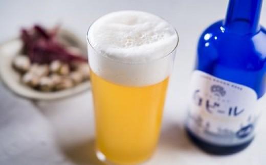銀河高原ビール ユキノチカラ白ビール