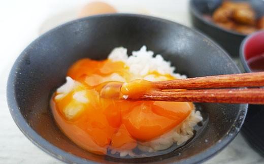 松村養鶏場◆最高級特選たまご「クイーンラン」50個セット【定期便3ヶ月】