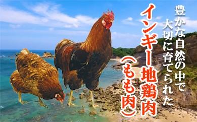 インギー地鶏 もも肉 250g以上
