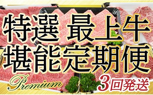 100-001-1【初回1月発送】特選最上牛堪能定期便