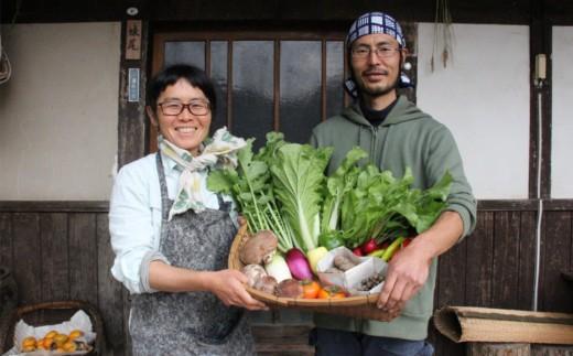 旬の自然農野菜おまかせセットB