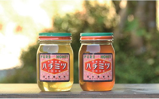 e10-2 季節のハチミツめぐり(春と初夏)