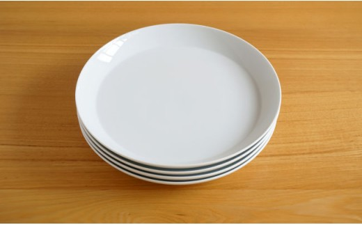 TA40 【4人分の食器セット】S-lineの25ピースセット【白山陶器】【波佐見焼】-3