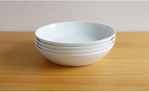TA41 【4人分の食器セット】S-lineの30ピースセット【白山陶器】【波佐見焼】-4