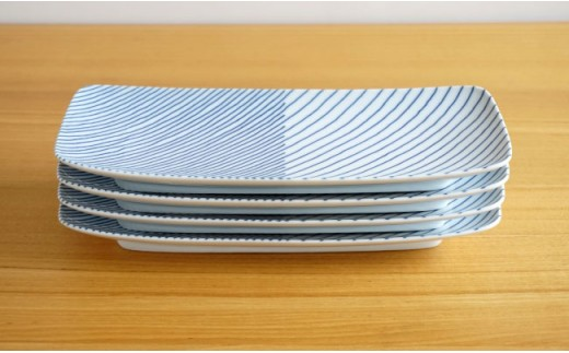 TA43 【4人分の食器セット】グッドデザイン賞38ピースセット【白山陶器】-4