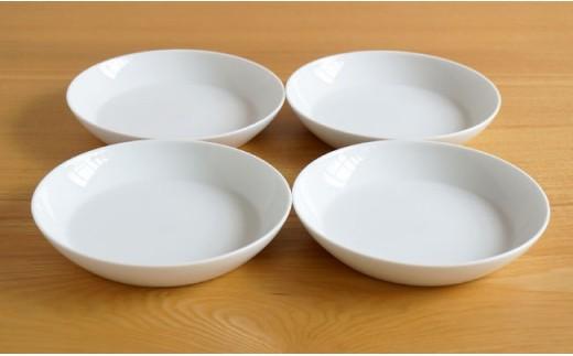 TA40 【4人分の食器セット】S-lineの25ピースセット【白山陶器】【波佐見焼】-4