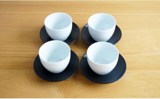 TA40 【4人分の食器セット】S-lineの25ピースセット【白山陶器】【波佐見焼】-8