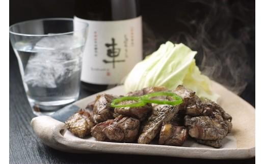 T40(5)-7801_宮崎名物地鶏炭火焼食べ比べコンビセットの定期便(5ヵ月)