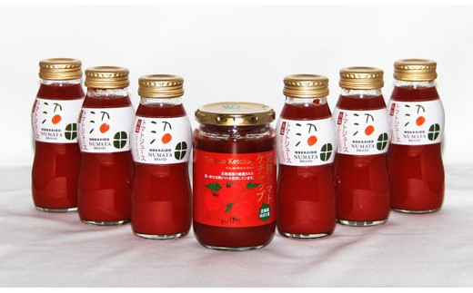 【106-03】トマトセット(有塩瓶)