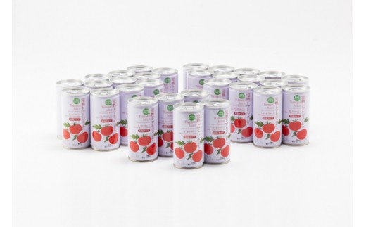 【1013-03】トマトジュース(有塩缶) 30缶