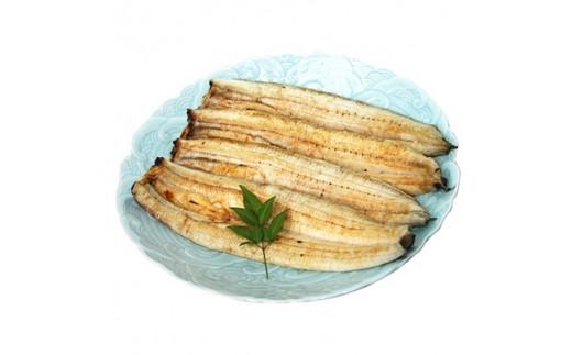 国産うなぎの白焼き特大4匹セット 《戸村川魚店》【1056653】