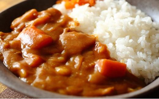 [№5930-0042]野菜ビーフカレー/野菜ほたてカレー4個セット