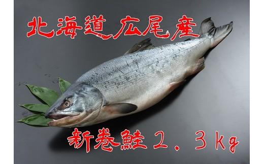 新巻鮭2.3kg(30-Ⅰ15)