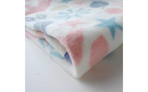 ベビー 綿毛布 70×100cm トリ