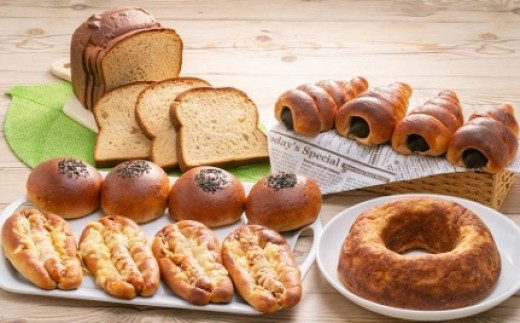糖質制限のパンセット