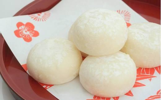 A6-0903【予約販売】お正月に!こだわりのもち米で作る丸餅30個