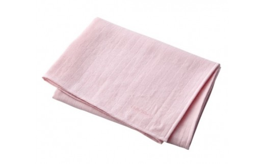 F105 ミキハウス ウールマルチケット(ピンク)