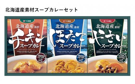 北海道産素材スープカレーセット