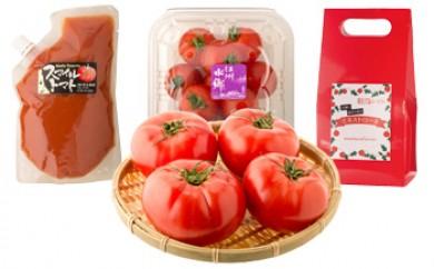 とってもトマトセット【K024SM-C】