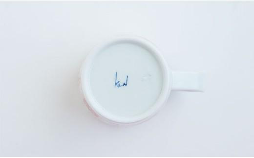CD07 【波佐見焼】かるがる♪マグカップペアセットCats(キャッツ)【勲山製陶】-5