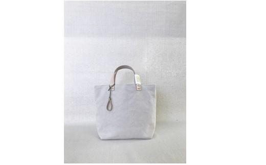 0010-20 手染め帆布トートバッグ からふるS〈蒸栗色〉(限定1品)