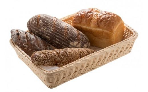 005-025 自家製サワー種使用のドイツパンとイギリス食パンのセット