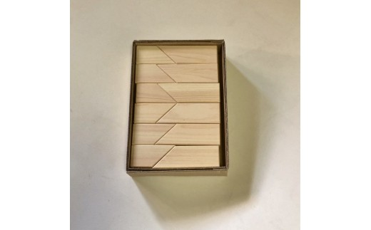 A-31 木育玩具 Wood Block ウッドブロック